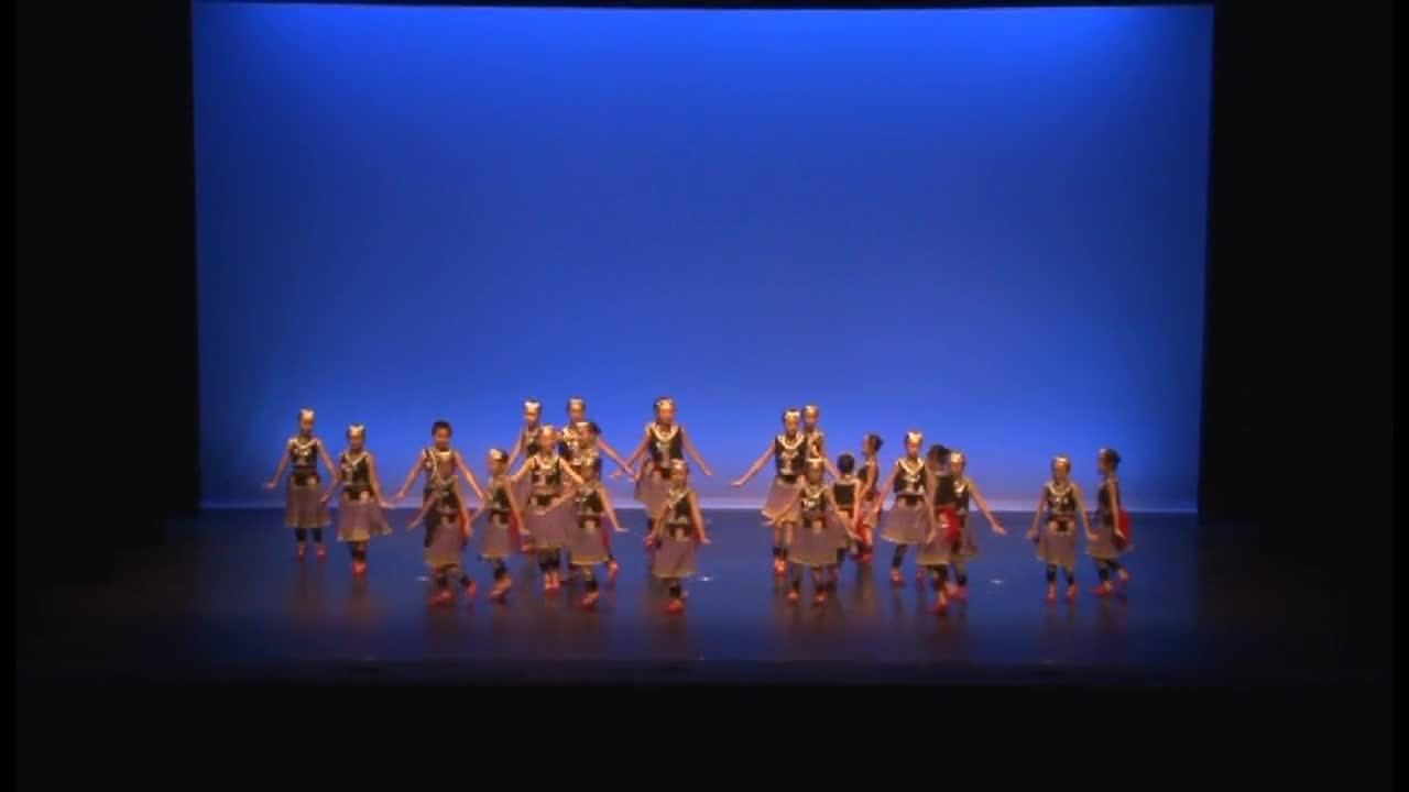 第五十五屆香港學校舞蹈節 (小學高級組) 中國舞 甲等獎